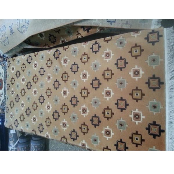 机织纯毛卡垫