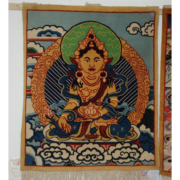 拉萨藏挂毯