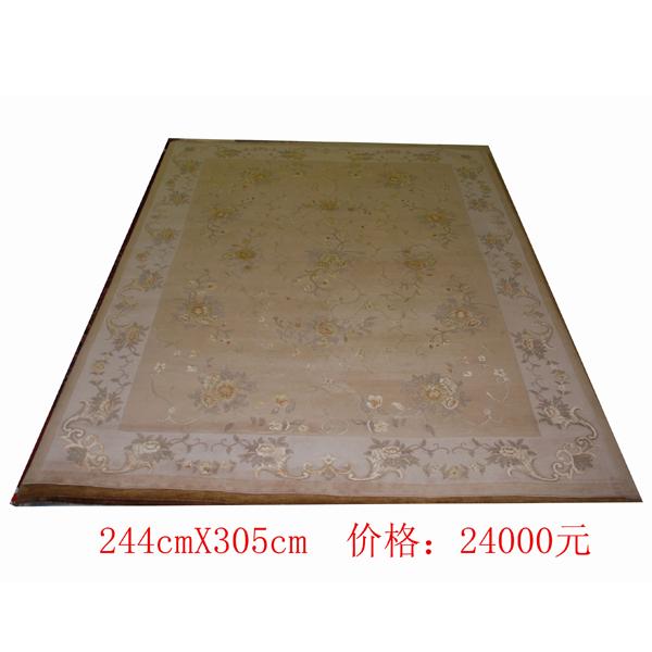 拉萨藏地毯