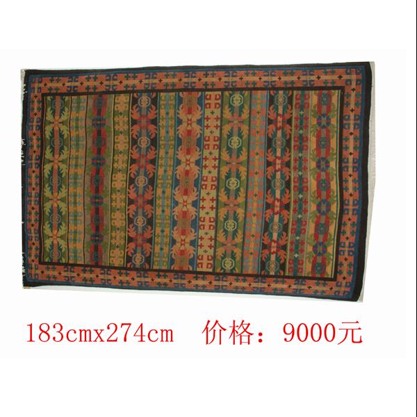 拉萨藏式地毯